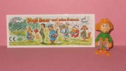 1996 Kinder Allemand Yogi Bear Und Seine Freunde Auf Tour 657581 +BPZ - Inzetting