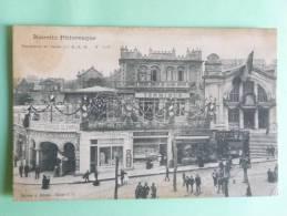 BIARRITZ - Terminus Et Gare Du B.A.B - Biarritz
