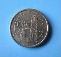 10 Cent  EURO - AUSTRIA - 2006 BB - AUSTRICHE OSTERREICH - Austria
