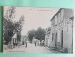 EGLETONS - Avenue De TULLE - Egletons