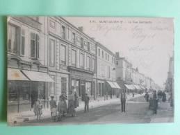 SAINT DIZIER - La Rue GAMBETTA - Saint Dizier