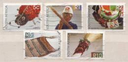 South Africa 5 Used Stamps - Afrique Du Sud (1961-...)