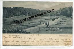 - BOURNEMOUTH - THE GARDENS - Précurseur, écrite, 1902, Beau Timbre, Cachet, Splendide, Bon état, Scans. - Bournemouth (depuis 1972)