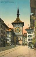 Fev13 752 : Berne  -  Tour De L'Horloge - BE Berne