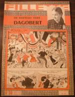 Fillette N°38 : Un Nouveau Venu : Dagobert / Gigilola Cinquetti - Zonder Classificatie