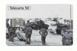50ème ANNIVERSAIRE DES DEBARQUEMENTS ET DE LA LIBERATION DE LA FRANCE - Army