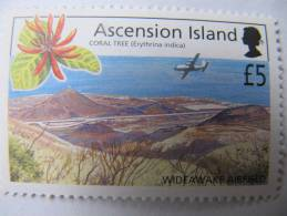 2-1534 Avion Aeroport Plane Plage Ile Ascension Ilsland Airfield Vacances Tourisme - Altri