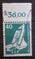 Briefmarke BRD 40 Pf. 1975 Michel 850 Mit Rand Industrie Technik Freimarke. - BRD