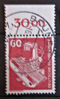 Briefmarke BRD 60 Pf. 1978 Michel 990 Mit Rand Industrie Technik Freimarke. - BRD
