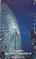Télécarte Japon - PARC D´ATTRACTION / Grande Roue - AMUSEMENT PARK Japan Phonecard ** ONE PUNCH ** - ATT 216 - Games