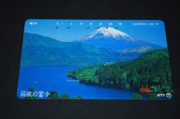 JAPAN  Telefonkarte   Gebraucht - Giappone