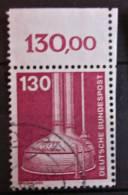 Briefmarke BRD 130 Pf. 1982 Michel 1135 Mit Rand Industrie Technik Freimarke. - Gebraucht