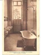 Sanatorium Des Tilleroyes ( 25 ) Salle De Bains Et Lavabos ( état ) - Besancon