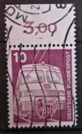 Briefmarke BRD 10 Pf. 1975 Michel 847 Mit Rand Industrie Technik Freimarke. - Gebraucht