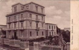 PORTICI-NAPOLI-VILLA MANES -BELLAVISTA VIAGGIATA IL 18-7-1917 - Portici