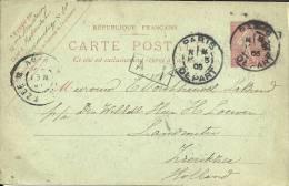 France Paris  >> Zierikzee Nederland 1906 - Frankreich