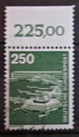 Briefmarke BRD 250 Pf. 1982 Michel 1137 Mit Rand Industrie Technik Freimarke. - Gebraucht