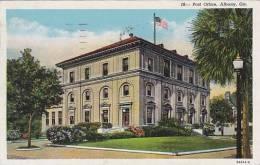 Georgia Albany Post Office - Albany