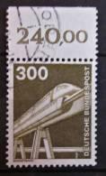 Briefmarke BRD 300 Pf. 1982 Michel 1138 Mit Rand Industrie Technik Freimarke. - Gebraucht