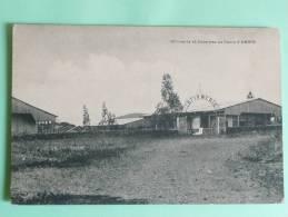 Infirmerie Et Casernes Au Camp D'AMBRE - JOFFREVILLE - Madagascar
