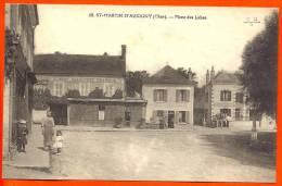 ST MARTIN D' AUXIGNY -  Place Des Labes - Frankreich