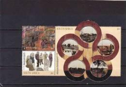 Afrique Du Sud  2012** Pas De Chaux, Peinture - Centenary Of Alexandra Sheet (**) - Blocs-feuillets