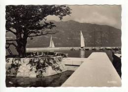 Cpsm N° 73 008.73 AIX LES BAINS Le Bassin Des Voiliers - Aix Les Bains