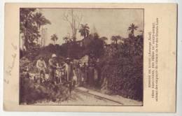 Mission De Kindu - Pere Elslander Des Peres Du Saint Esprit - Chemin De Fer Des Grands Lacs - Belgisch-Congo - Varia