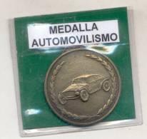 MEDALLA DE AUTOMOVILISMO AUTOMOBILISME REPUBLICA ARGENTINA CIRCA 1940 RARE - Monetary /of Necessity