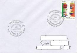 A56 - MISSIONI MILITARI DI PACE ITALIANE - ONU MISSIONS - NATO - ANTICA BABILONIA IRAQ -CADUTI DI NASSIRIYA - 6. 1946-.. Republic