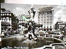 ROMA PIAZZA BARBERINI AUTO CAR VB1958   EE13202 - Places & Squares