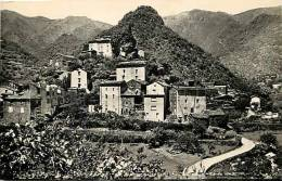 DEPTS DIV - Gard  -ref -F363- Massif De L Aigoual -environs De Valleraugue -le Village Des Salles -carte Bon Etat  - - France
