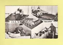 *  CPSM..( Dépt 40 )..DAX :  Bains Et Applications De Boue..Scan A - ( 2 Scans ) - Health