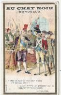 - Chromo  MAGASIN  Au Chat Noir Bordeaux  Louis XVI - Other