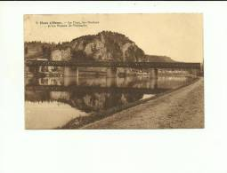 Houx Le Pont Les Rochers Et Les Ruines De Poilvache - Yvoir