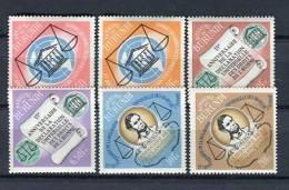 Burundi 1963. Yvert 69-74 ** MNH. - 1962-69: Neufs