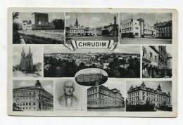 CZECH REPUBLIC - AK 147942 Chrudim - República Checa