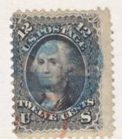 U.S.  69   (o)  Red And Blue  Cds. - 1847-99 General Issues