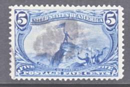 U.S.  288   (o) - 1847-99 General Issues