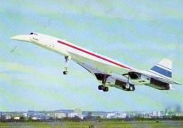 Avion - Concorde En Vol 2 Mars 1969.