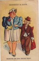 Monsieur Et Sa Moitié - Humour