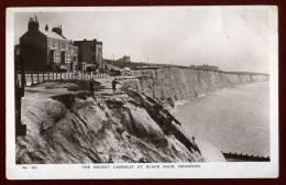 Cpa Angleterre Sussex Brighton The Recent Landslip At Back Rock     PONT29 - Brighton