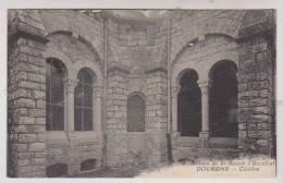 CPA DPT 81 DOURGNE, ABBAYE DE ST BENOIT ENCALCAT, LE CLOITRE En 1928!! - Dourgne