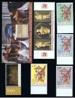 2013 - VATICAN - VATICANO - VATIKAN - DS1 - MNH  SET OF 9 STAMPS  ** - Neufs