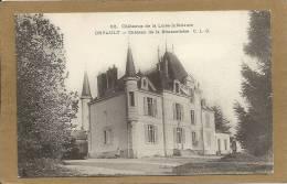 44  ORVAULT   CHATEAU  DE  LA    BRIANCELLIERE - Orvault