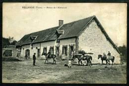 41 - BELLANDE - Ferme - Retour De L'Abreuvoir - France
