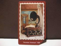 393 Ex 1891 GOLDEN EURO - 80 ANNI DI RADIO AMERICAN - USATA PERFETTA QUALITA´ FIOR DI STAMPA - G - Public Advertising