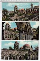 Lot De 9 Carte Postale / Lotto 9 Cartoline - Palermo - Cartes Postales