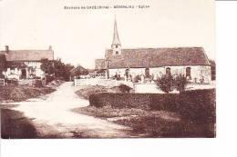 Environs De GACE  --  BESENLIEU  --  Eglise - Autres Communes
