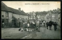 51 - GRAUVES EN CHAMPAGNE - Centre Du Pays - BELLE ANIMATION - Sonstige Gemeinden